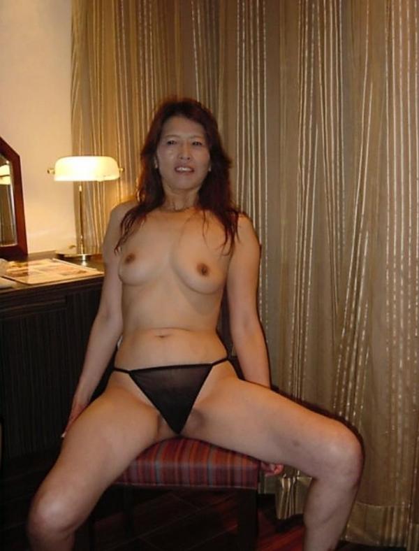 40代熟女の四十路人妻エロ画像-34
