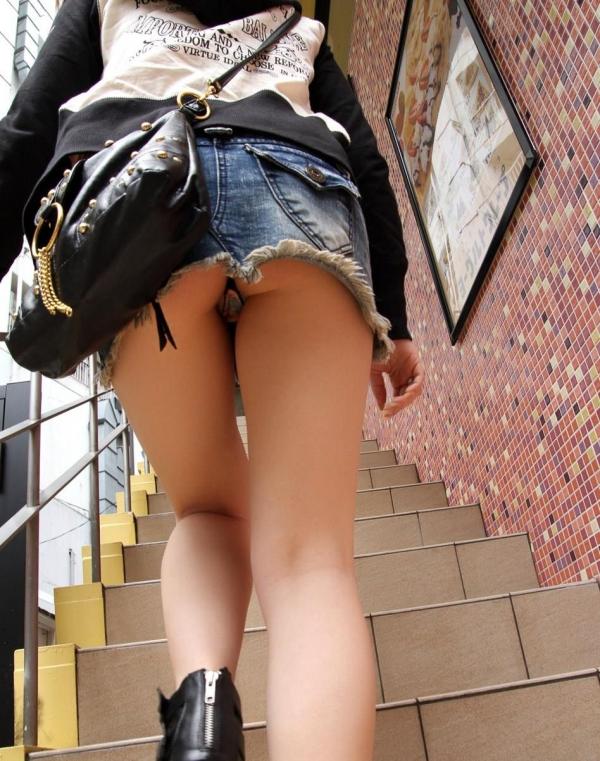 階段パンチラ画像&エスカレーターパンチラ画像-66