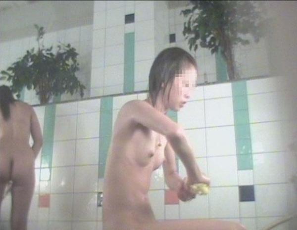 女子風呂盗撮画像-25