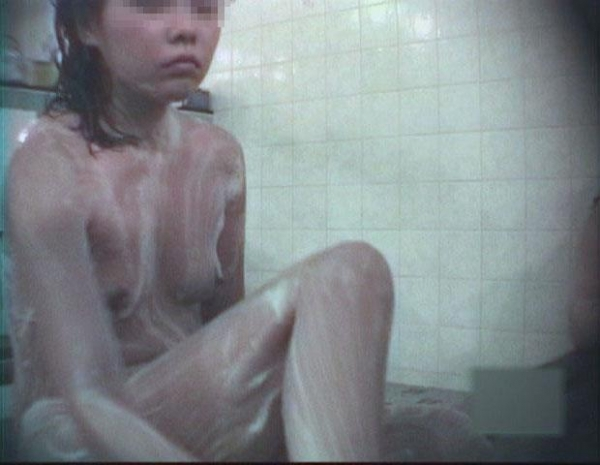 女子風呂盗撮画像-71