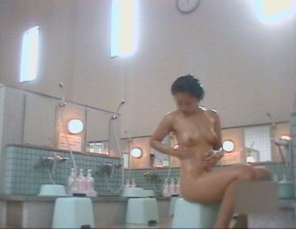 女子風呂盗撮画像-74