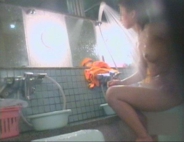 女子風呂盗撮画像-76