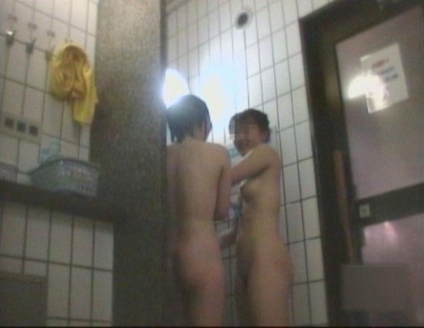 女子風呂盗撮画像-84