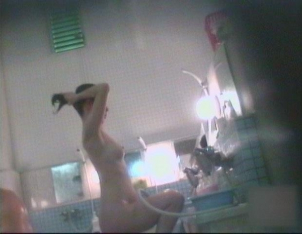 女子風呂盗撮画像-86