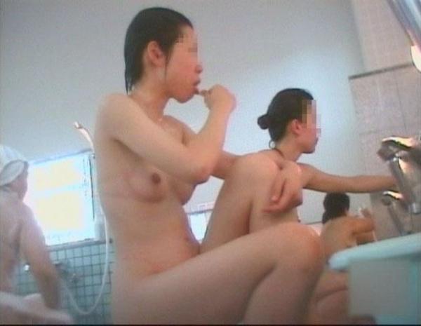 女子風呂盗撮画像-89