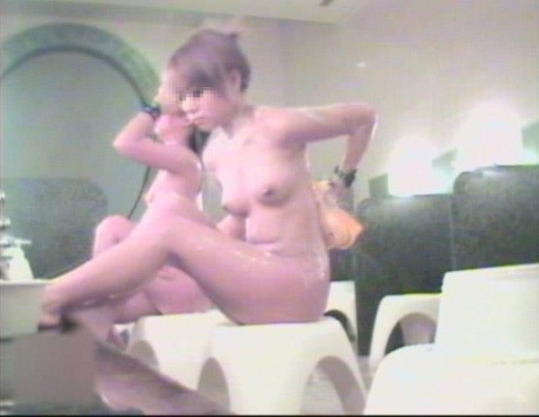 女子風呂盗撮画像-108