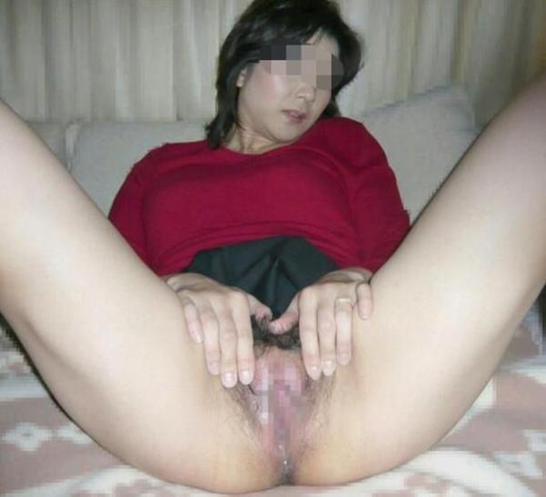 熟女の汚まんこ画像 9