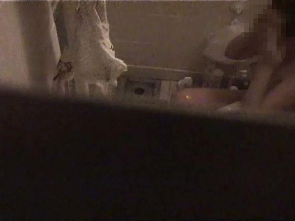 住宅街の風呂盗撮画像-55