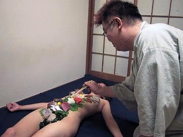 女体盛り画像 7