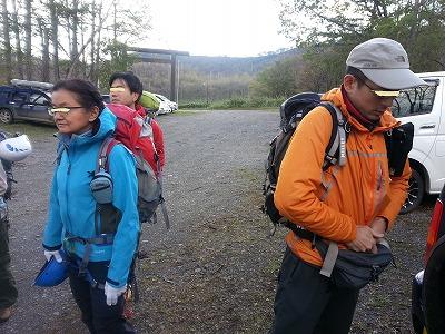 剣山登山口3