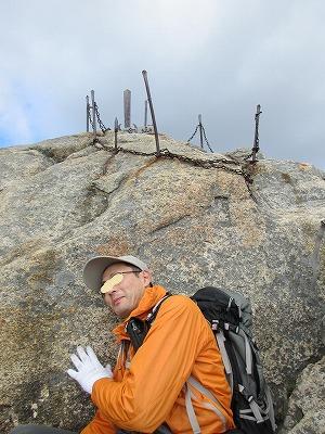 剣山山頂2