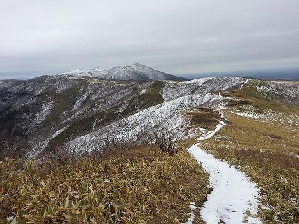 摩周湖第一展望台登山道7