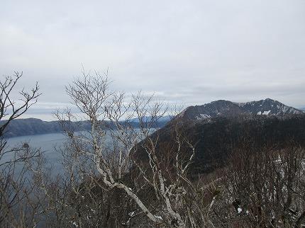 摩周湖第一展望台登山道6