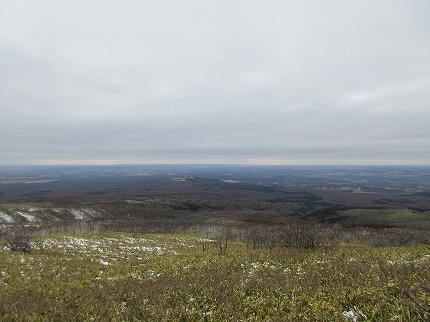 摩周湖第一展望台登山道釧路方面