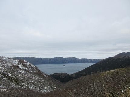 摩周湖第一展望台登山道8