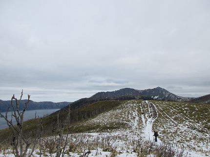 摩周湖第一展望台登山道10