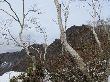 摩周岳登山道2