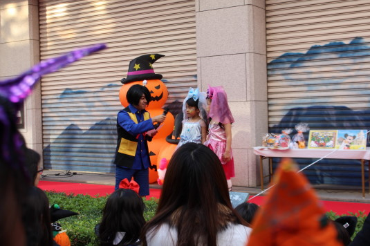 甲府ハロウィン 仮装コンテスト
