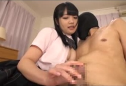 JK痴女のバイノーラルささやき淫語手コキ!白桃心奈