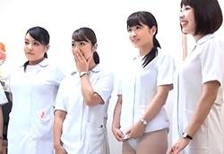 全員に中出し!夜勤中の看護師さんを病室に集めて王様ゲーム!1