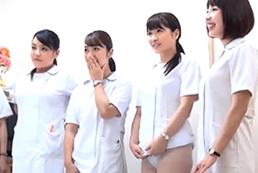 全員に中出し!夜勤中の看護師さんを病室に集めて王様ゲーム!