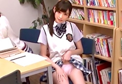 橋本ありな 制服姿が最高に可愛い美少女JKが学校内でヤリまくり!1
