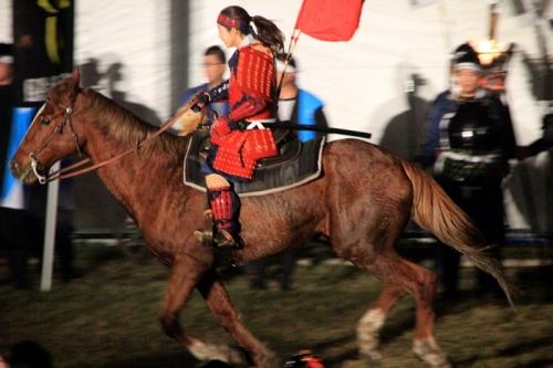 騎馬疾走1