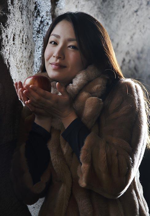 柚花:りんご2