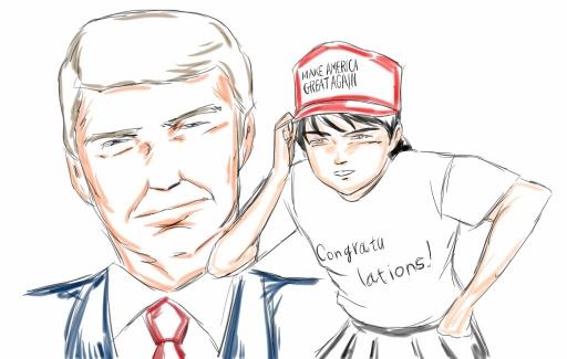 congratulations trump