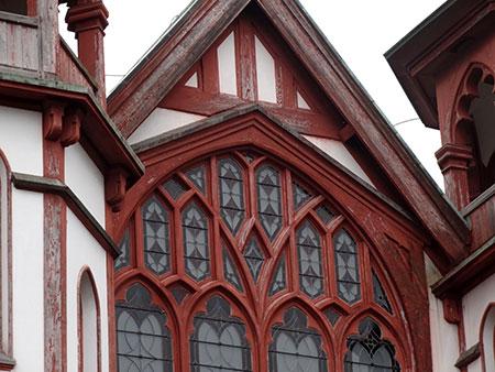 ヨハネス窓