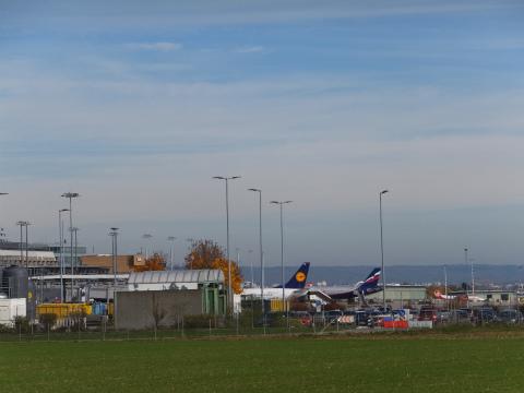 Stuttgart空港