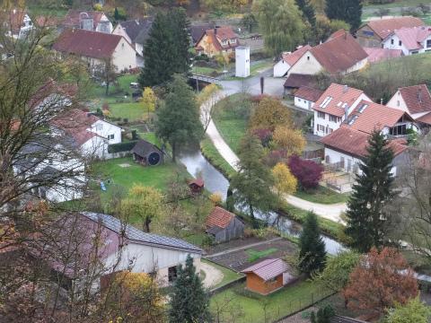 Hohenhundersingenよりの眺め3