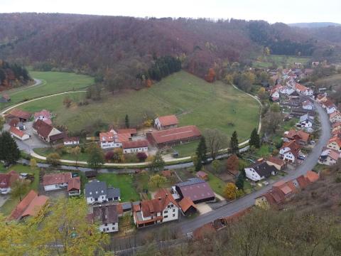 Hohenhundersingenよりの眺め1