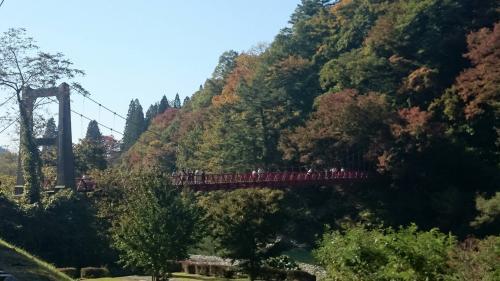 抱返り渓谷~神の岩橋~