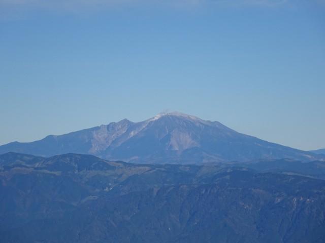 11月1日 御嶽山.南側.