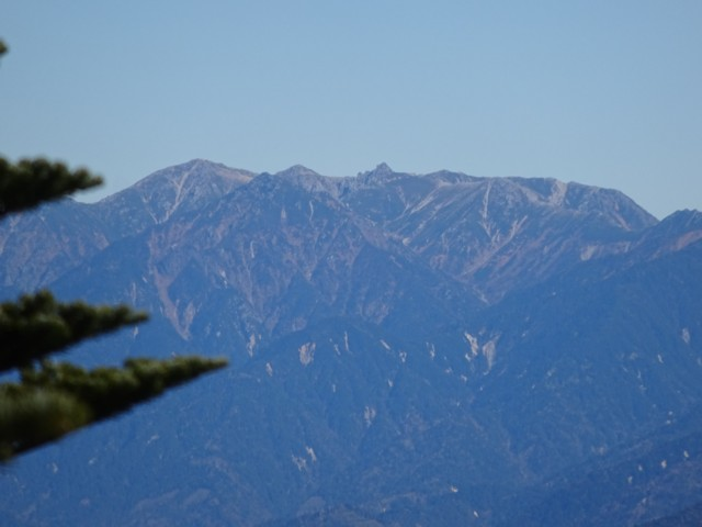 11月1日 木曽駒