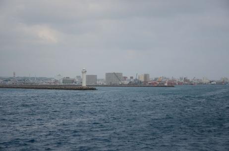 石垣港ふたたび