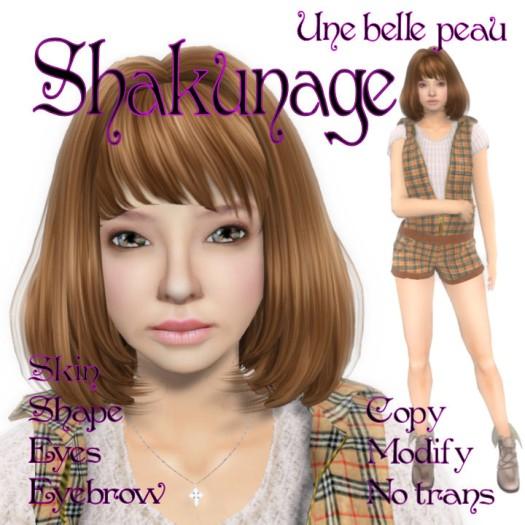 Shakunage skin panel 525