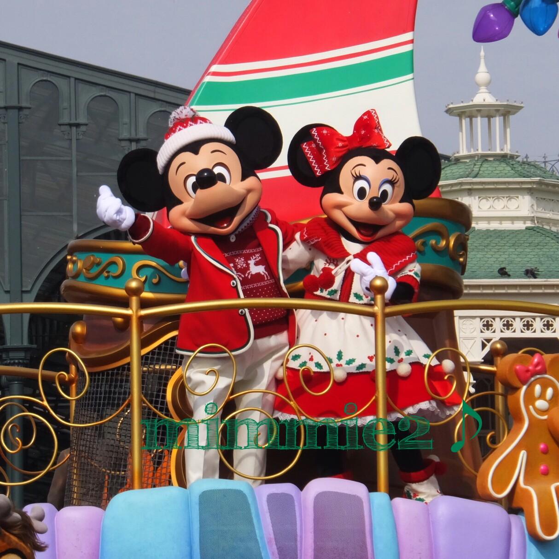 ディズニー・クリスマス・ストーリーズ(ミッキー&ミニー☆その1)