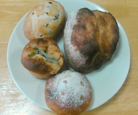 豆パン屋 アポロ (5)