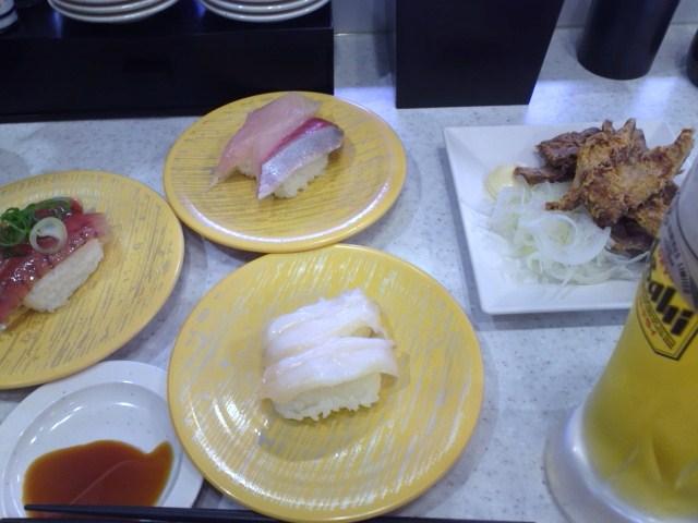 ひとりかっぱ寿司