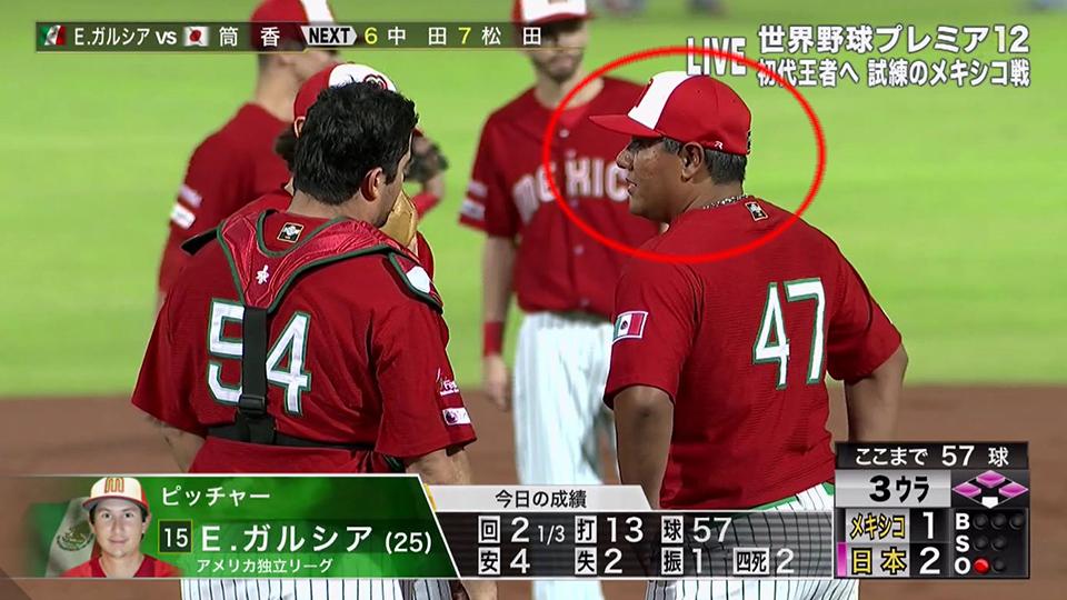 【プレミア12】メキシコ代表のリゴ・ベルトラン投手コーチは元 ...