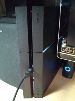 PS4本体1TB買った10