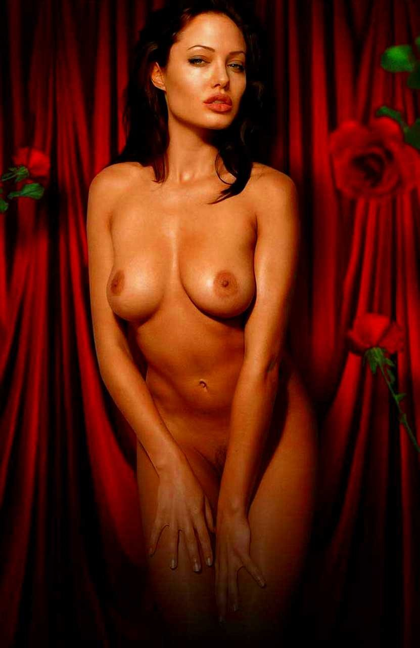 Angelina Jolie Movies Nude