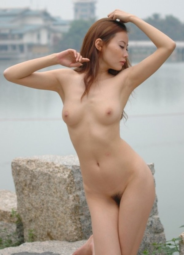 中国美人 ヌード16