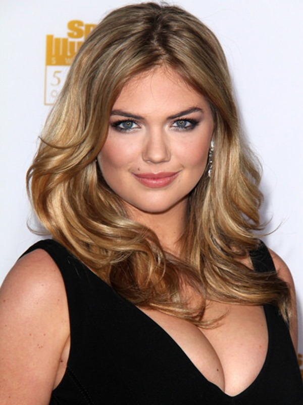 Kate Upton at the NBC And Time Inc. Celebrattion for the 50th Anniversary Of Sports Illustrated Swimsuit Issue, Dolby Theater, Hollywood, CA 01-14-14/ImageCollect