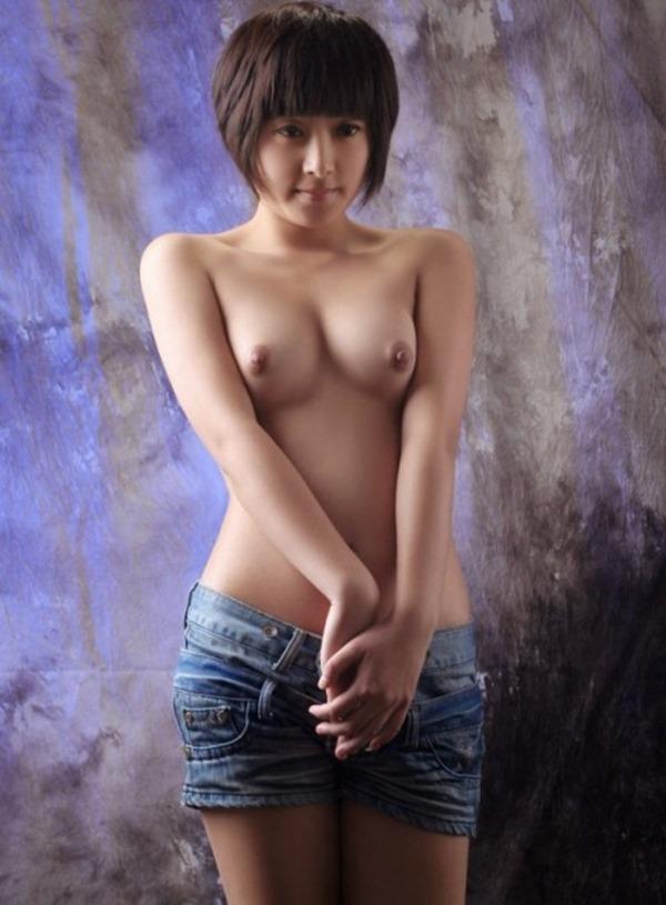 中国美人 ヌード18