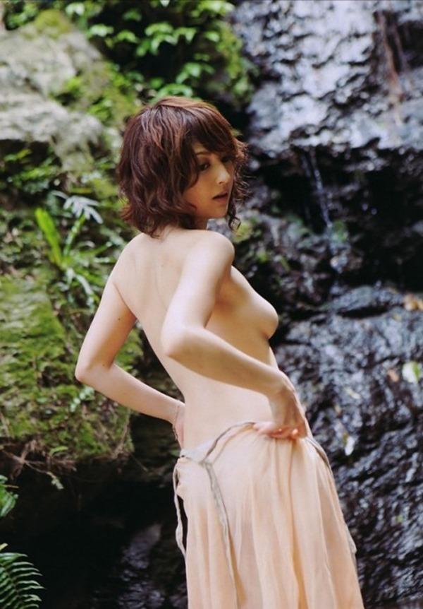 吉井怜 ヌード6