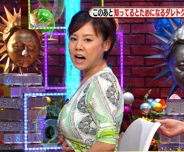 高橋真麻の乳画像10