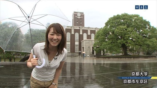 狩野恵里アナのセクシーショット画像3